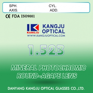 1.523 Photochromic Round-Shape Bifocal